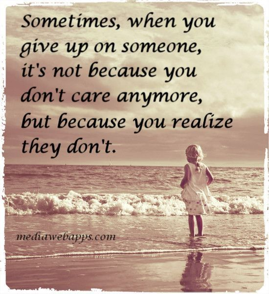 Breaking Up And Moving On Quotes Quote Sometimes When You Give