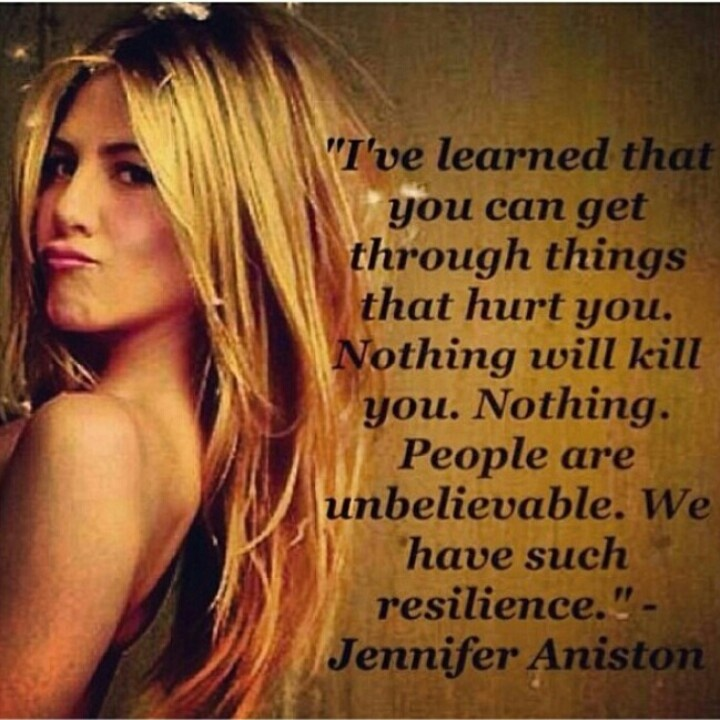 """399 Best Images About Celebify On Pinterest: Famous Celebrity Quotes : Jennifer Aniston """"you Can Get"""