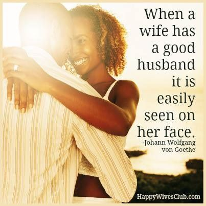 Love Quotes When A Wife Has A Good Husband Quotes Boxes You