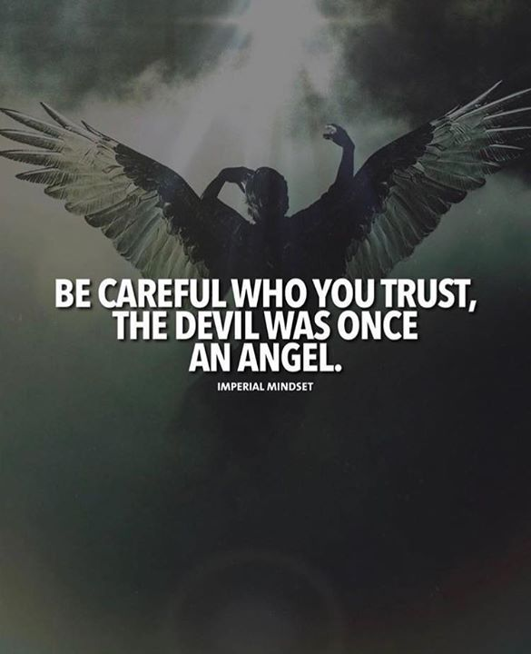 Positive Quotes Be Careful Who You Trust Quotes Boxes You