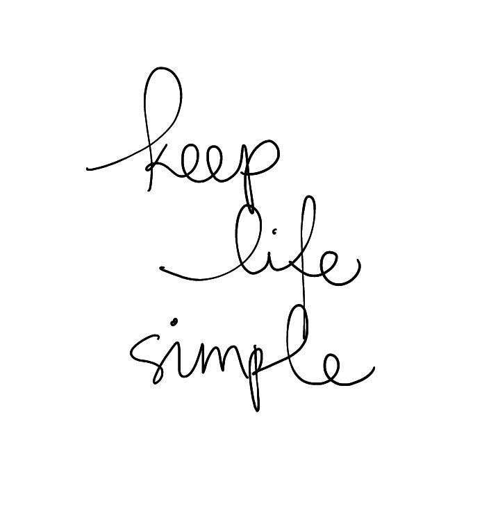 Simple Inspirational Quotes Unique Positive Quotes  Keep Life Simple Quotes Boxes  You Number