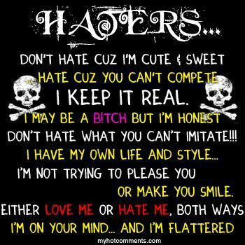 Quotes About Jealousy Quotes About Jealousy To All My Haters