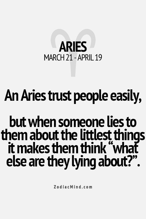 Astrology Quotes I Dont Trust Easily But You Better Never Lie To