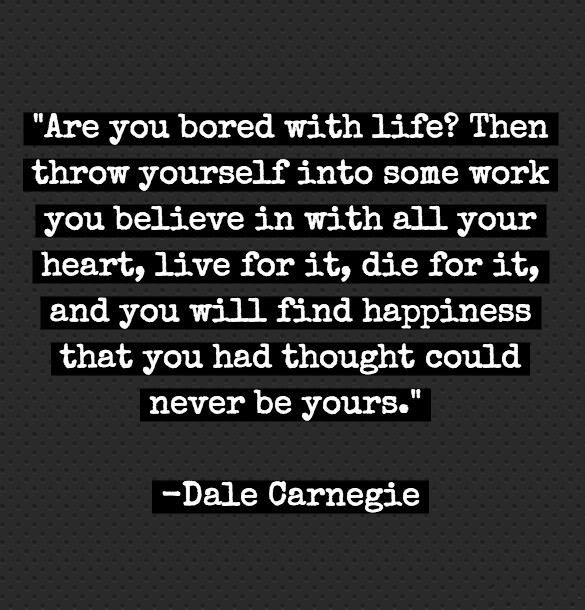 Best Positive Quotes A Great Quote By Dale Carnegie Author Of