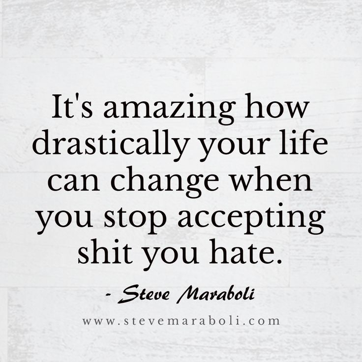 Quotes Change Your Life Fascinating Best Positive Quotes  It's Amazing How Drastically Your Life Can