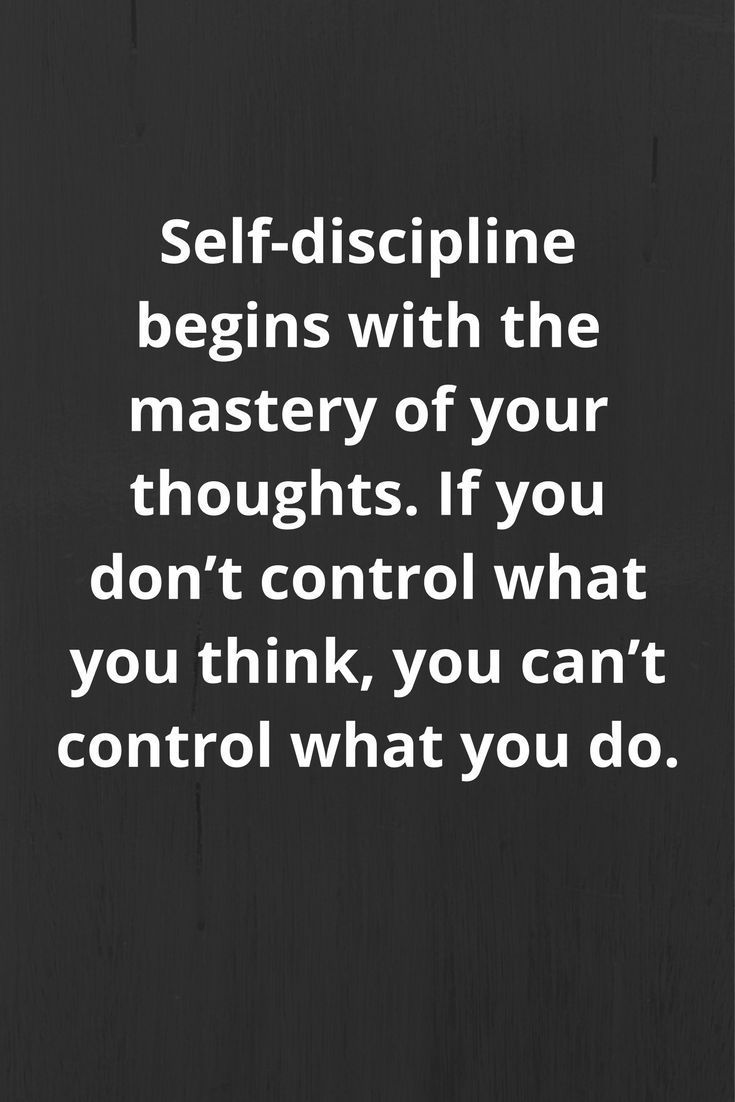 Daily Inspirational Thoughts Business Quotes  Inspirational Quotes On Self Discipline