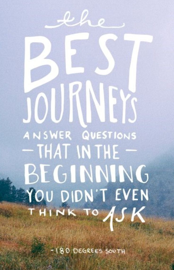 Quotes Journey Business Quotes  The Best Journeys Answer The Questions That In