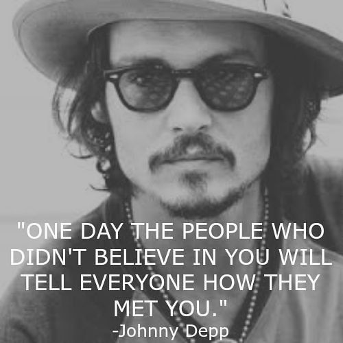 Famous Celebrity Quotes Prove Them Wrong One Day The People That
