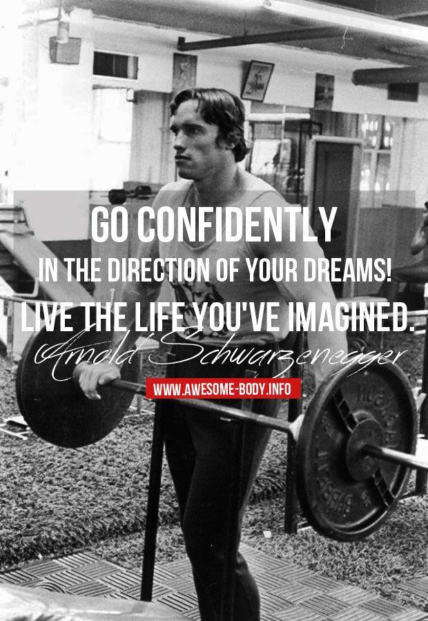 Description. Arnold Schwarzenegger | Motivational Quotes