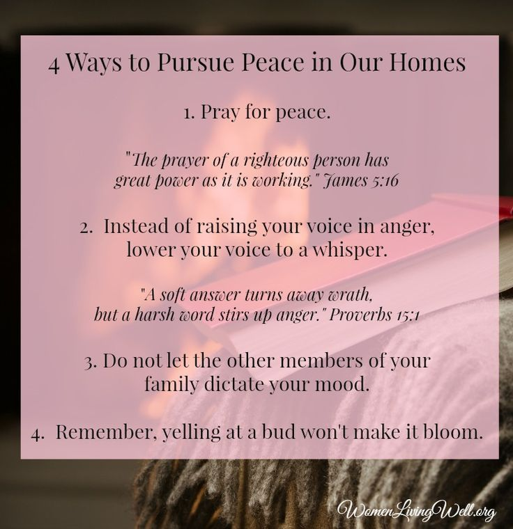 Peaceful Love Quotes Stunning Love Quotes  4 Ways To Pursue Peace In Our Homes Quotes