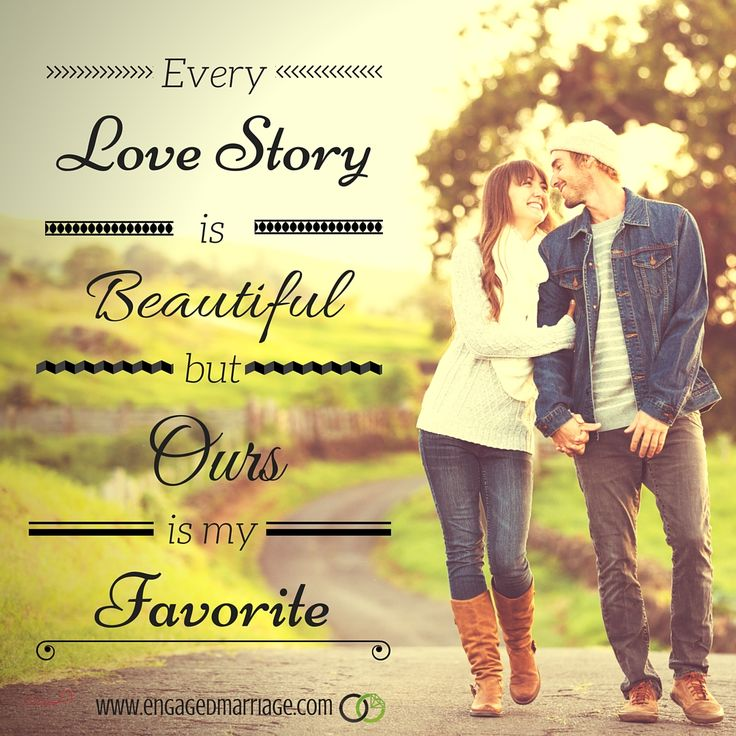 Love Quotes : Every Love Story Is Beautiful But Ours Is