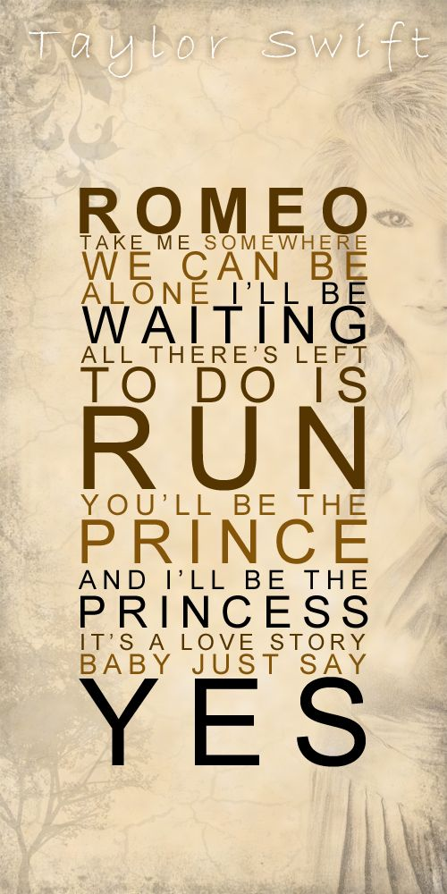 Music Lyric Quotes Delectable Love Quotes For Him Taylor Swift Love