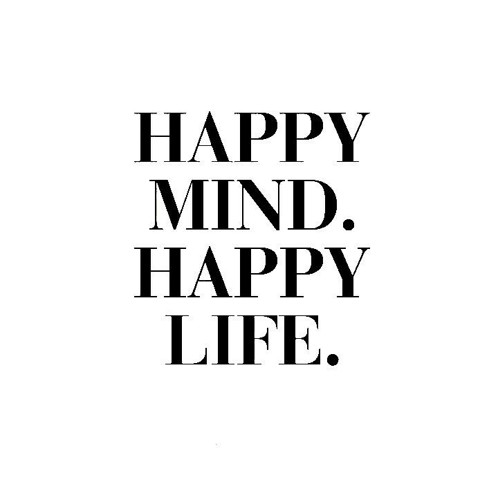 Happy Life Inspirational Quotes Entrancing Positive Quotes  Happy Mind Happy Life Quotes Boxes  You