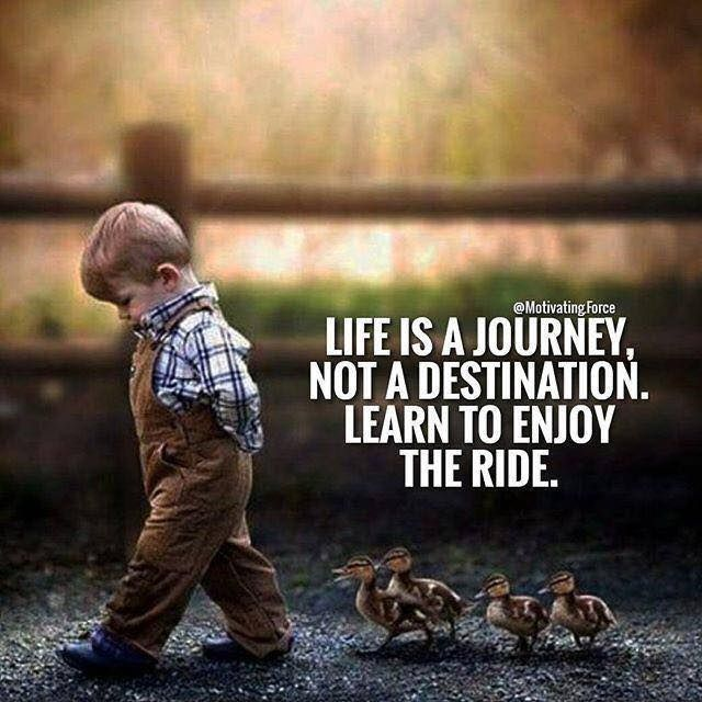 Positive Quotes Life Is A Journey Not A Destination Quotes Enchanting Inspirational Quotes About Lifes Journey