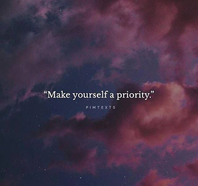 Positive Quotes Make Yourself A Priority Quotes Boxes You