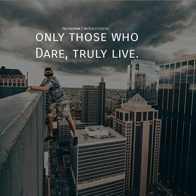 Positive Quotes Only Those Who Dare Truly Live Quotes Boxes Magnificent Dare Quotes