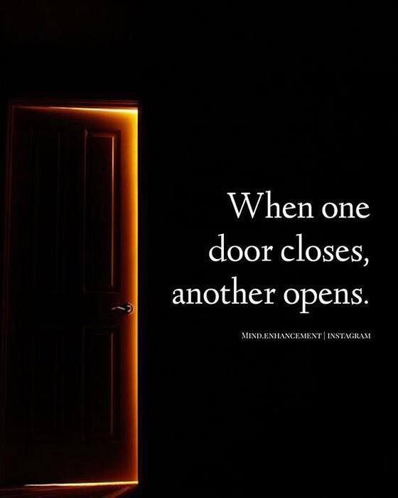 Positive Quotes When One Door Closes Quotes Boxes You