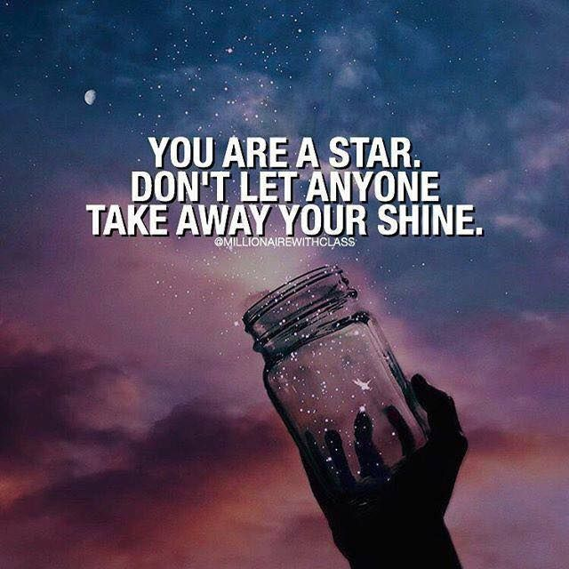 Positive Quotes You Are A Star Quotes Boxes You Number New Star Quotes