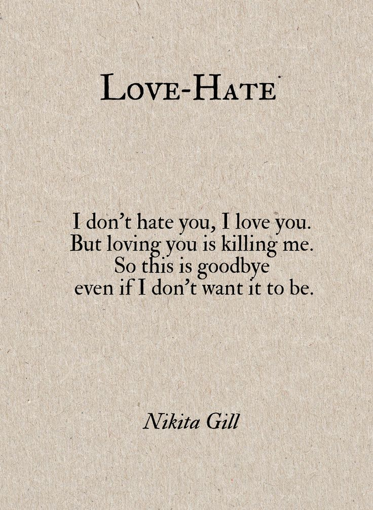 "Loving You Quotes Delectable Quotes About Ex  ""i Don't Hate You I Love Youbut Loving You Is"