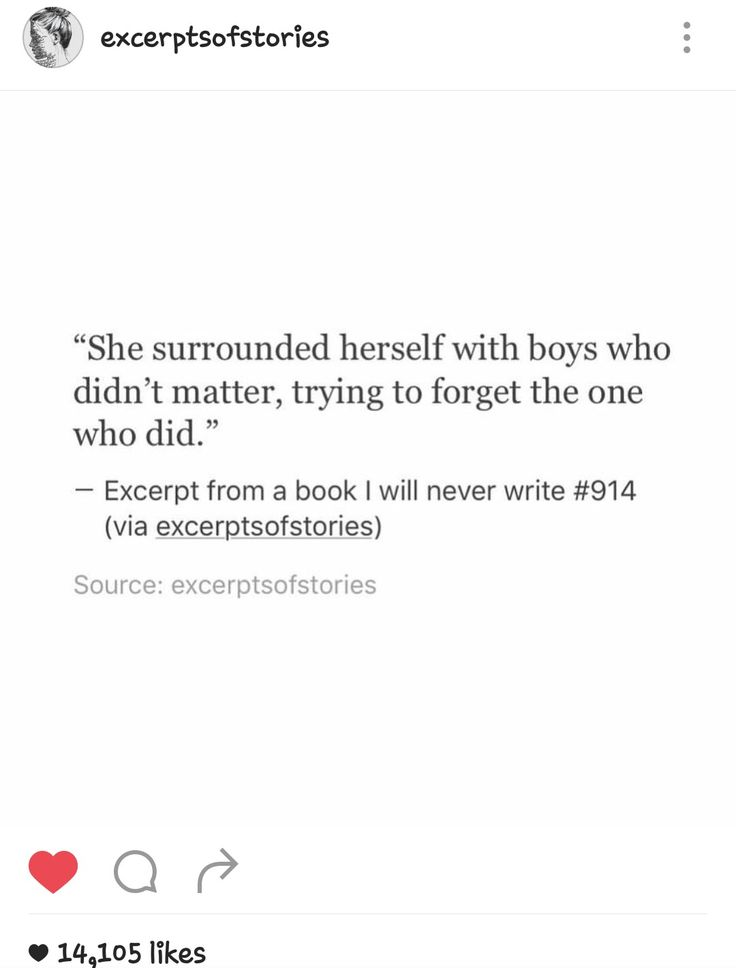 Quotes About Ex She Surrounded Herself With Boys Who Didnt Matter