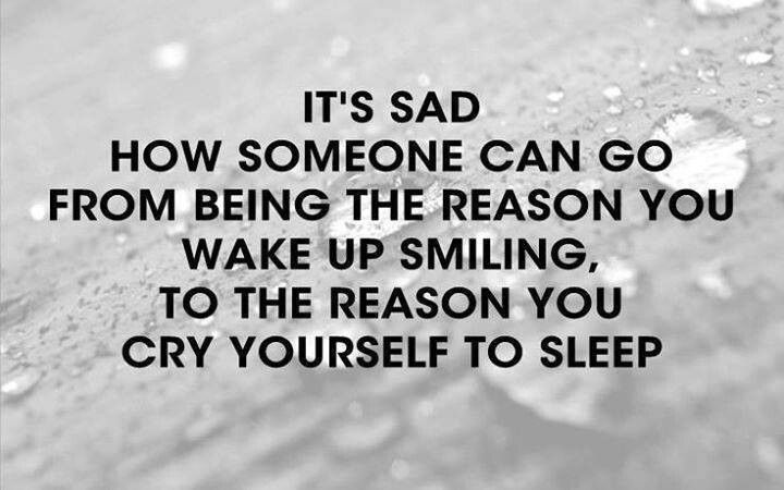 Quotes About Ex This Is Sometimes True Sometimes U Can Wake Up To