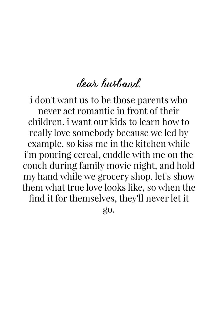 Soulmate Quotes I Dont Want Us To Be Those Parents Who Never Act