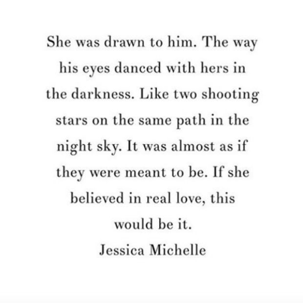 Soulmate Quotes She Was Drawn To Him The Way His Eyes Danced