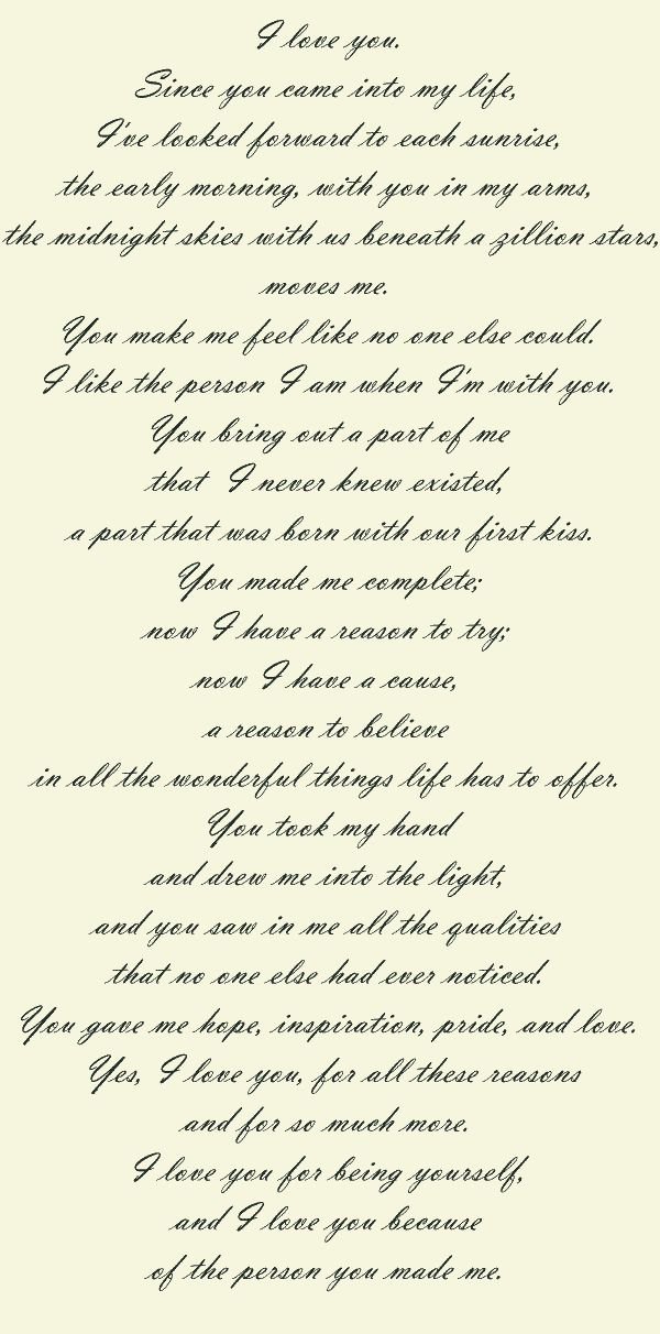 Soulmate Quotes Wow I love this love letter ❤❤❤❤ I want