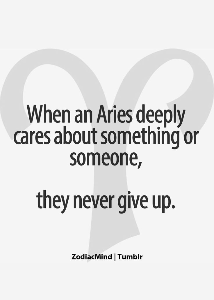 Awesome As The Quote Says U2013 Description. Aries.