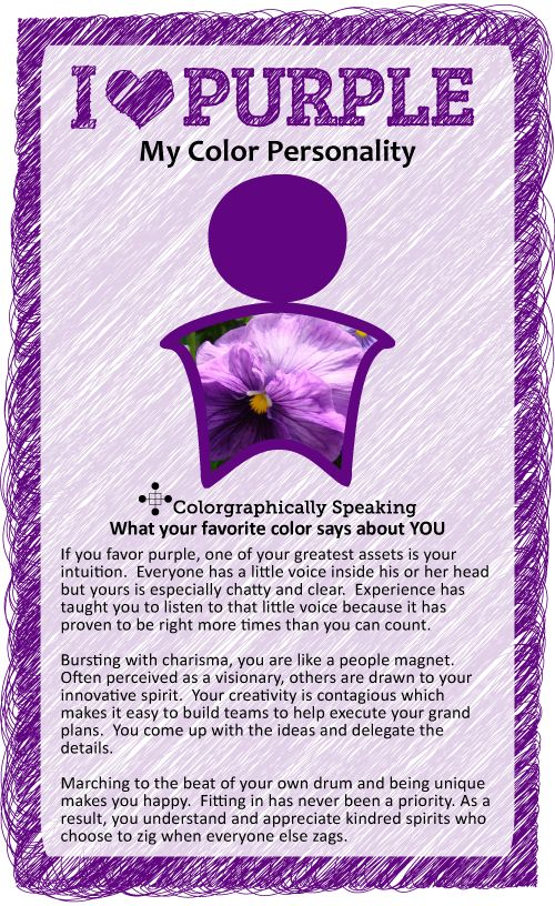Astrology Quotes My Favorite Color Is Purple Meaning Quotes