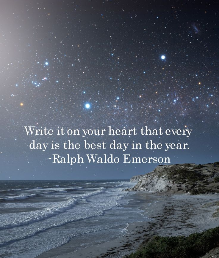 "Best Positive Quotes : Ralph Waldo Emerson Quote: ""Write"
