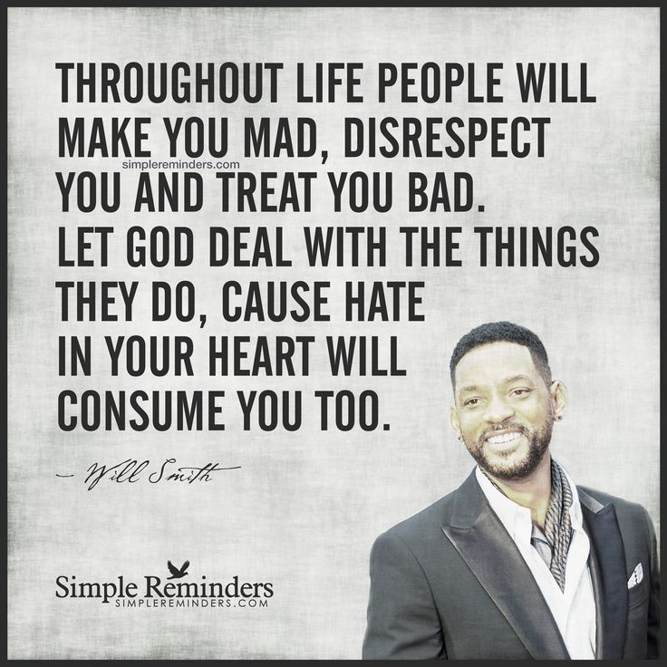 Famous Celebrity Quotes People Will Disrespect You By Will Smith