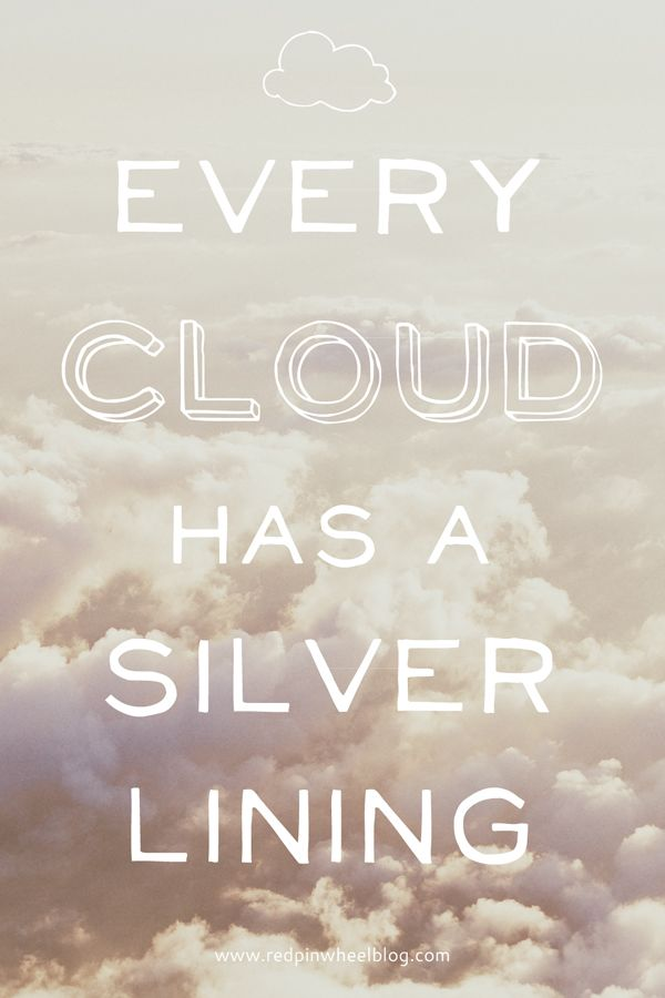 Cloud Quotes Delectable Inspirational And Motivational Quotes  Every Cloud Has A Silver