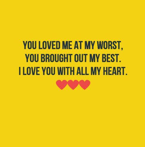 Cute Love Quotes For Him Prepossessing Love Quotes  Cute Love Quotes For Him  Wishesgreeting  Quotes