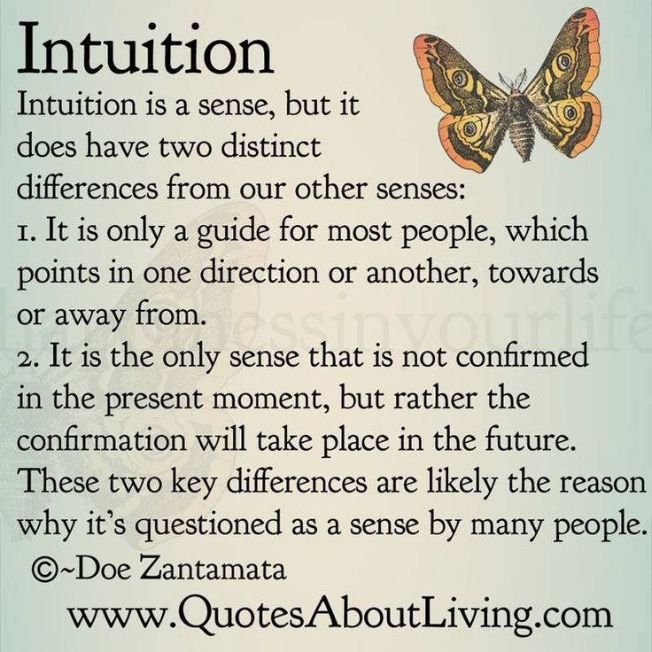 Love Quotes Intuition Quotes Boxes You Number One Source