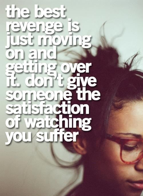 Moving On Quotes You Went Out Of Your Way To Hurt Me Just Because