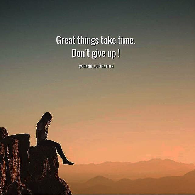 Positive Quotes Great Things Take Time Quotes Boxes You
