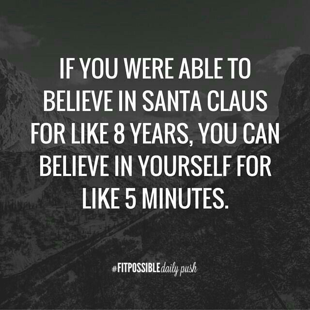 Attractive As The Quote Says U2013 Description. Believe In Yourself!