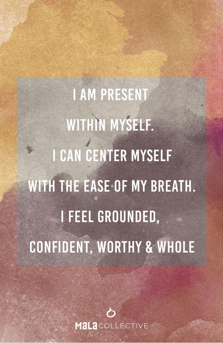Conscious Quotes Best Positive Quotes  I Am Groundedi Am Present In My Mind