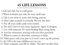Best Positive Quotes : List Of 45 Great Life Lessons Tou2026