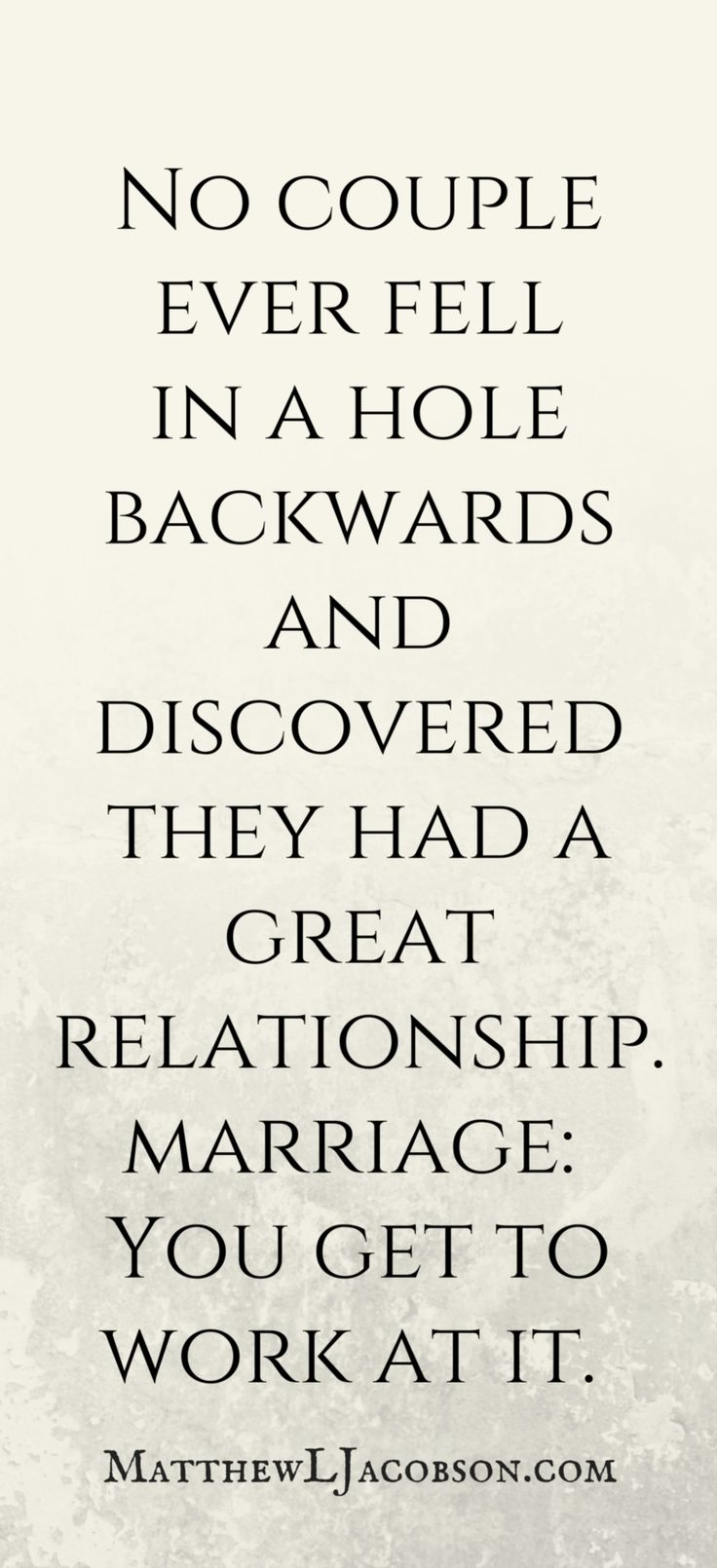 Quotes About Loving What You Do Love Quotes  Great Marriages Don't Happenthemselveswhat Do