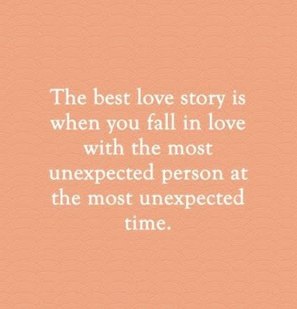 Love Story Quotes Custom Love Quotes  The Best Love Story Is When You Fall In Love With