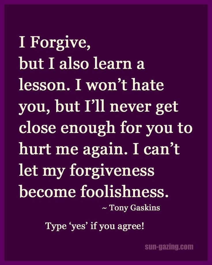 Description. Forgiveness