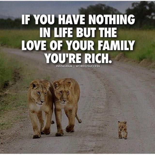 Positive Quotes If You Have Nothing In Life But The Love Of Your Beauteous Famous Quotes About Family