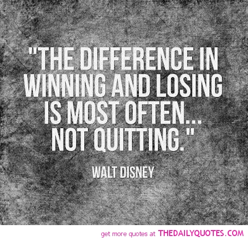 Winning And Losing The Daily Quotes 36127