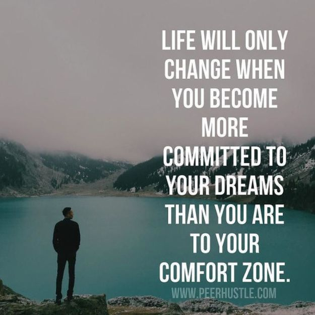 Life Inspiring Quotes Fair Best Positive Quotes  Be Committed To Your Dreams  20