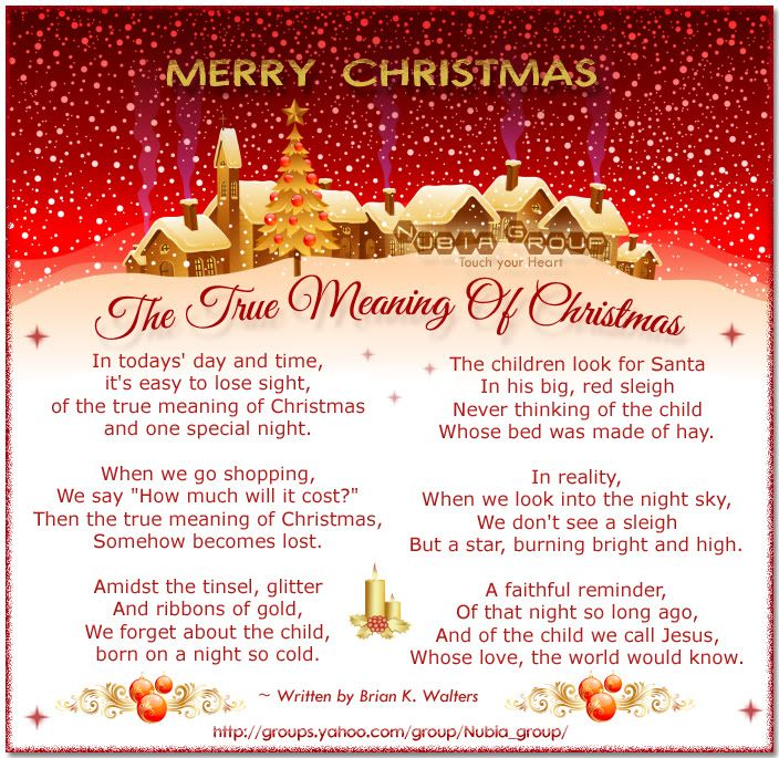 Christmas Quotes Christian Meaning Of Christmas Tree My Focus Is