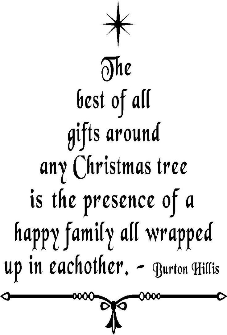 Christmas Quotes : The older I get the more true this is... Wall ...