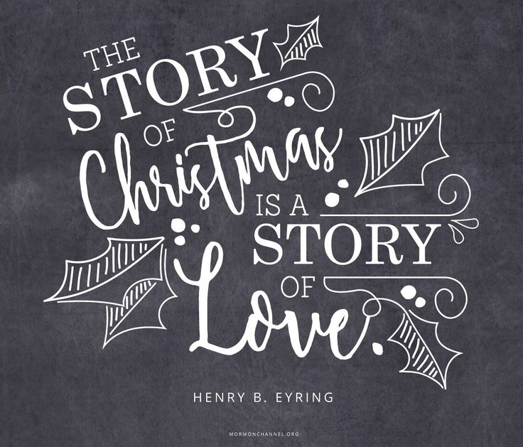 Christmas Quotes Quot The Story Of Christmas Is A Story Of