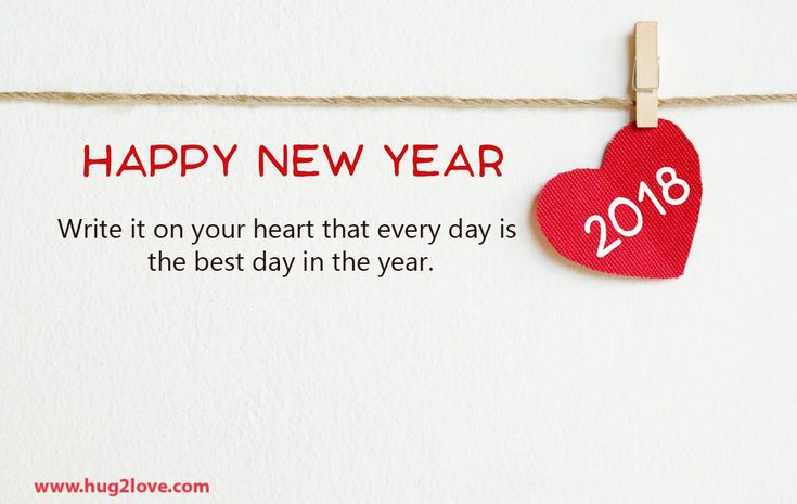 Happy New Year Words & Quotes : 2018 New Year Resolutions Captions ...